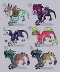 Dragon point adoptables (CLOSED)