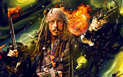 Jack Sparrow by Nothing-Z3N