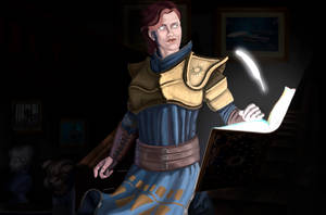 Wizard Aharon by Gabriele4r55