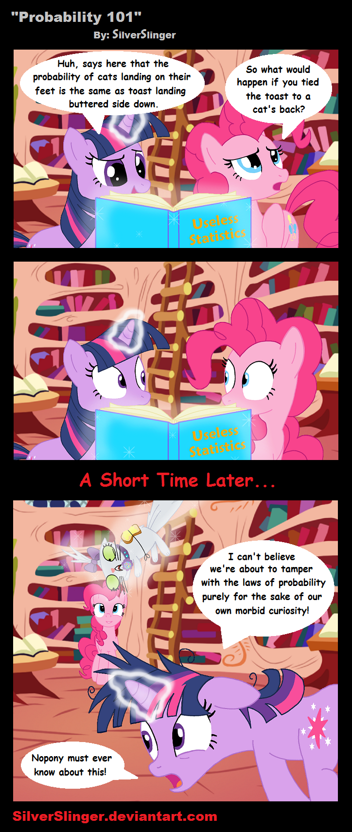 Probability 101 by SilverSlinger