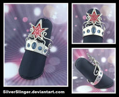 Silver Element of Magic Ring by SilverSlinger