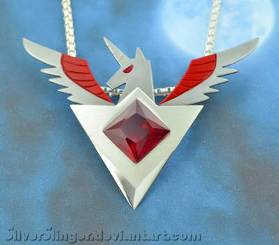 Alicorn Amulet by SilverSlinger