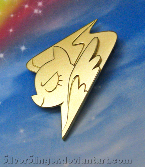 Lead Pony Badge by SilverSlinger
