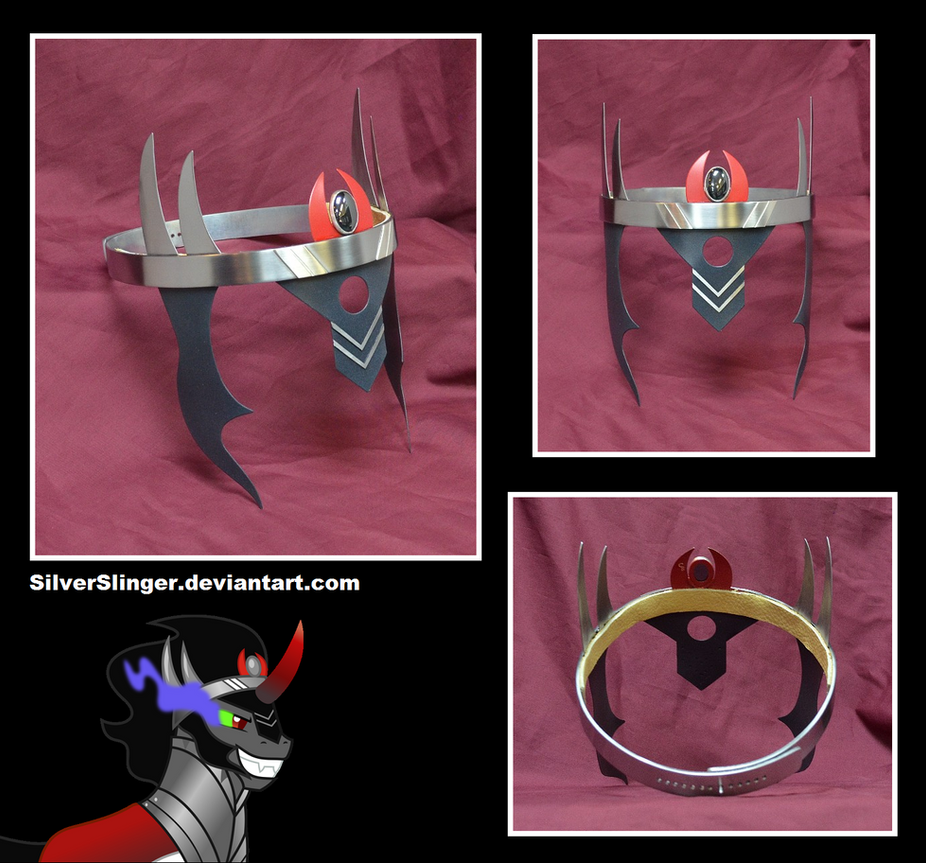 King Sombra's Crown by SilverSlinger