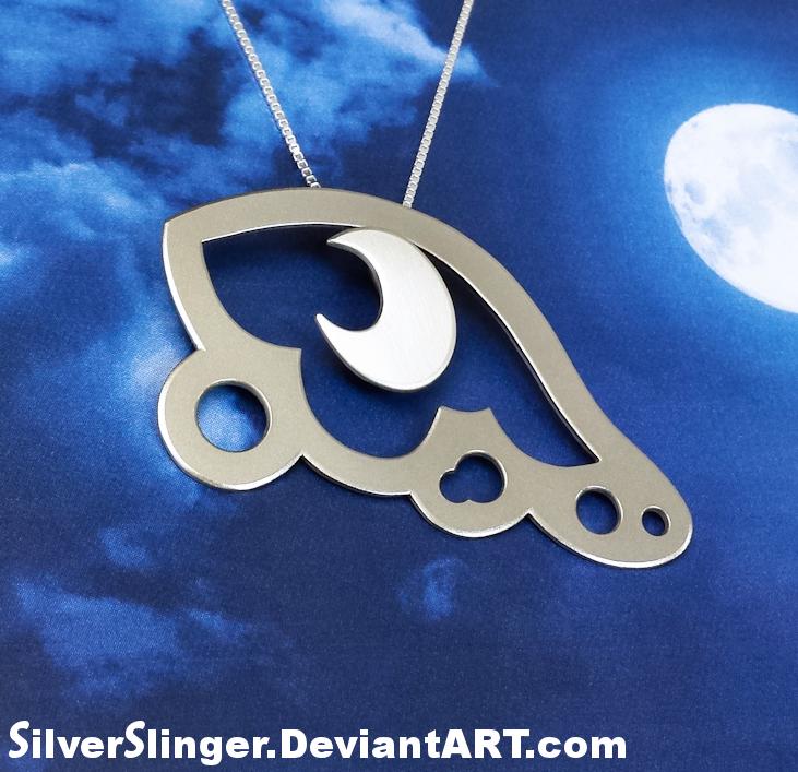 Mark of Princess Luna V2 by SilverSlinger