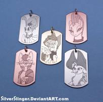 New Friends by SilverSlinger