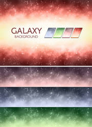 Galaxy Background by martinemes
