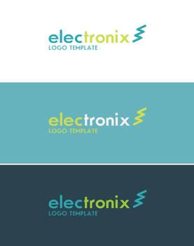 Electronix Logo - Free Download