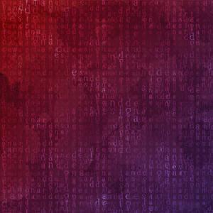 Free Background - Text Pattern Dark