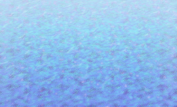 Clear Blue Ocean - Free Background