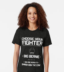Choose Your Fighter: Bernie 2020