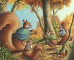 Little Lost Squirrels