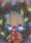 Wreath Birds