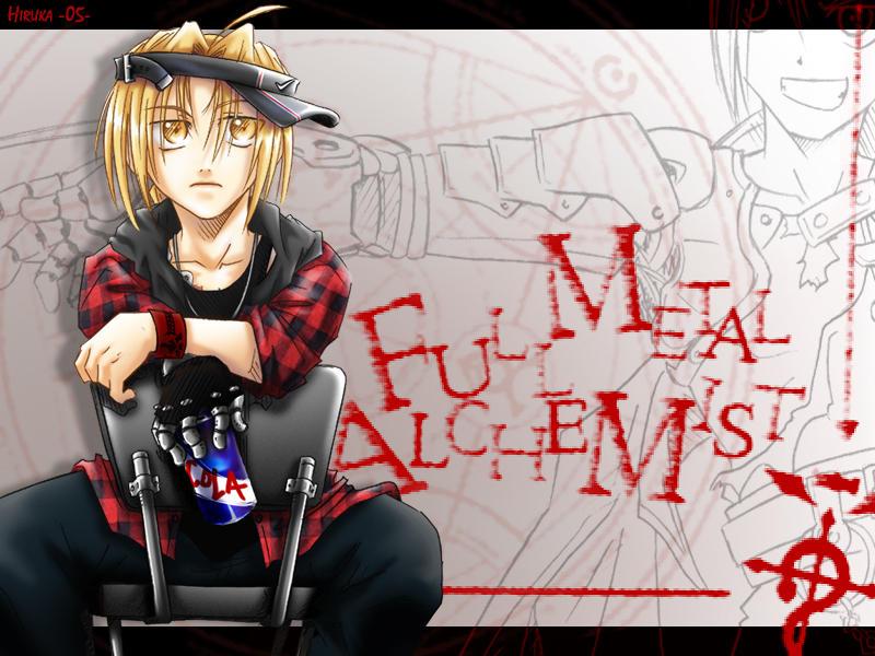 FMA-Ed by Hiruka00