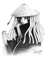 Itachi Sketch by Hiruka00