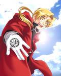 Alphonse Elric- Movie Version by Hiruka00