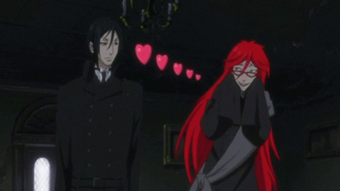 grell x sebastian gif by lyraful on deviantart