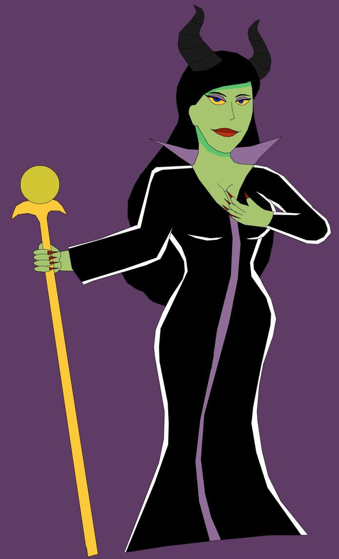 Queen Aurora - The New Maleficent by Jimma1300 on DeviantArt