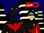Batman Beyond - 20 Years by Jimma1300