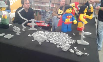 Lego Heroes 2