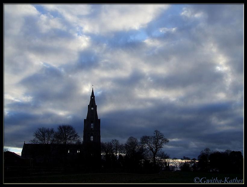All Saints Church by Gwitha-Kathes