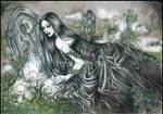 The Sad Widow