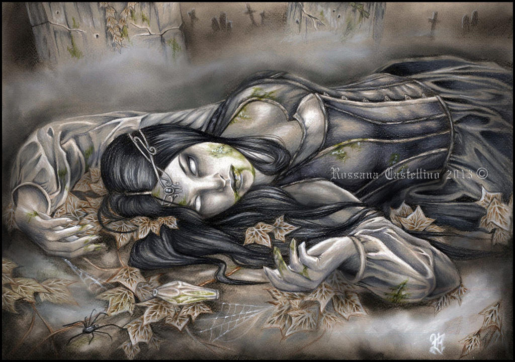 Eternal Sleeping by RossanaCastellino