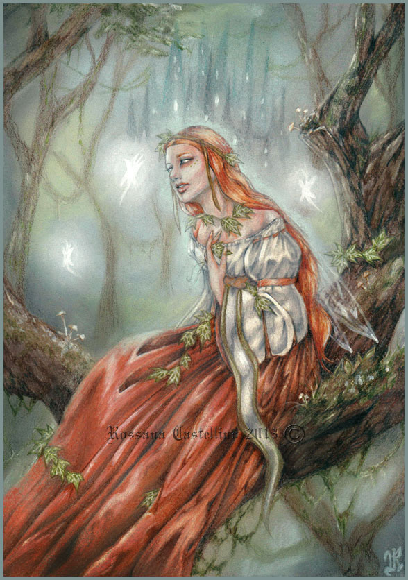 Fairy Whisper by RossanaCastellino