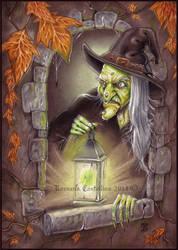 Halloween Night by RossanaCastellino