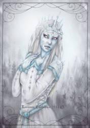 Ice Queen by RossanaCastellino