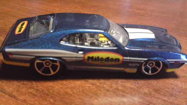 HW '72 Ford Gran Torino Sport