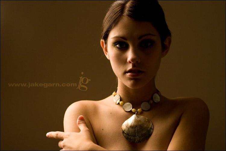 Seashell by jakegarn