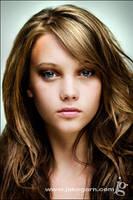 Portrait of a Girl by jakegarn
