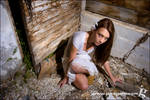 Crouched in a Barn