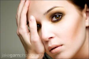 Face Closeup by jakegarn