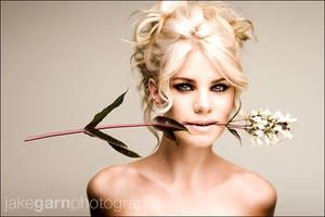 Horizontal Flower