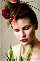 Floral Series VI by jakegarn