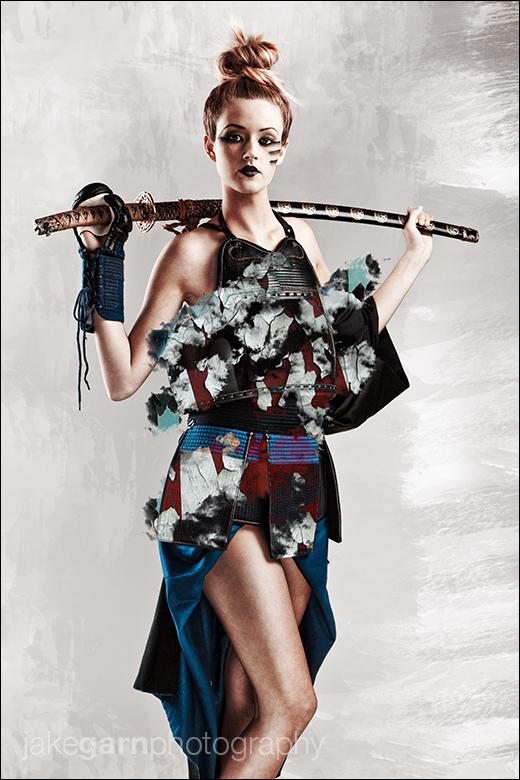 Samurai 1 by jakegarn