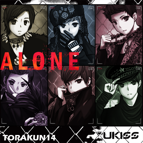 ALONE U-KISS by torakun14