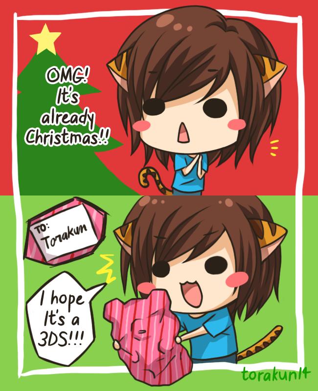 Torakun Comics: Torakun's Christmas by torakun14