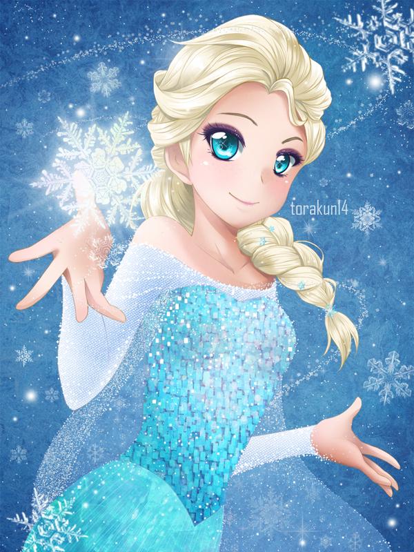 Elsa by torakun14