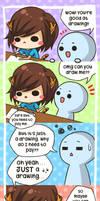 Torakun Comics: Draw Me Please!
