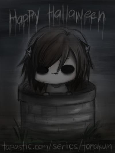 Torakun Halloween by torakun14