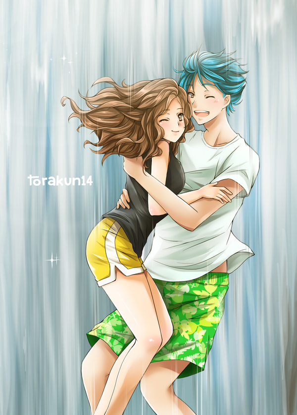Book Cover Illustration: Boyfriend Corp Part. 2 by torakun14