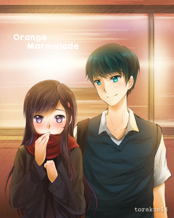 Image result for orange marmalade manga