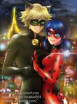 Fanart: Chat Noir x Ladybug