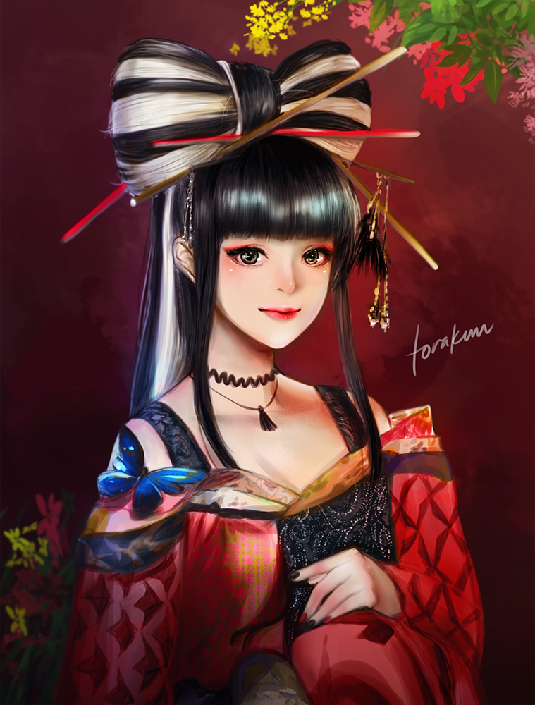 Fanart Maria Garnidelia By Torakun14 On Deviantart