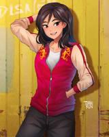 Mulan by torakun14