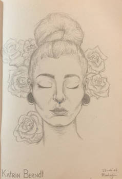 Katrin Berndt Sketch