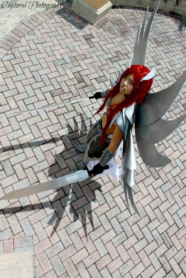 Fairy Tail: Titania the Fairy Queen by xXSnowFrostXx